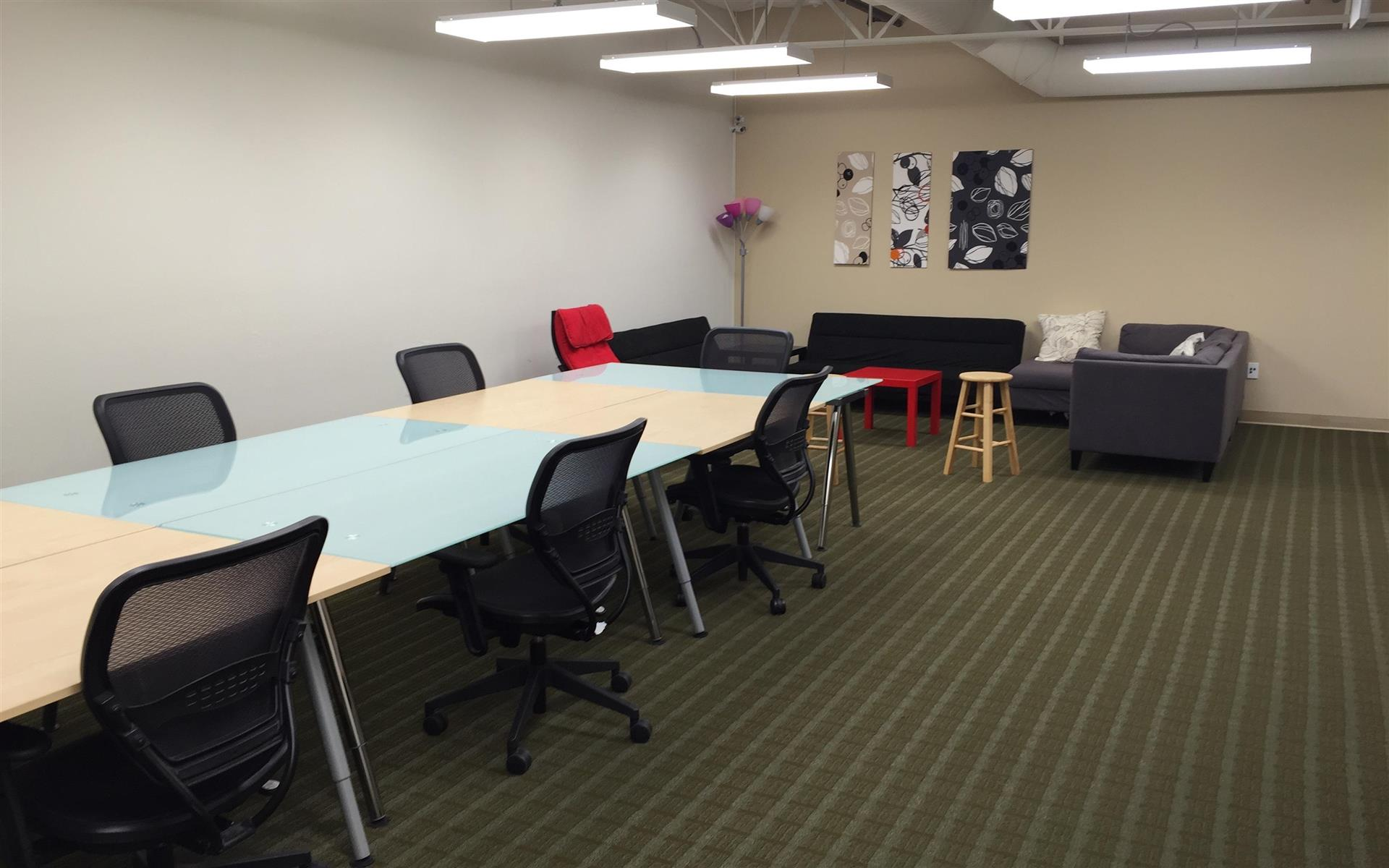 Critosphere - A Coworking Solution in Fremont - Flex Desk