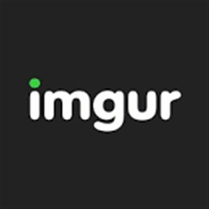 Logo of imgur