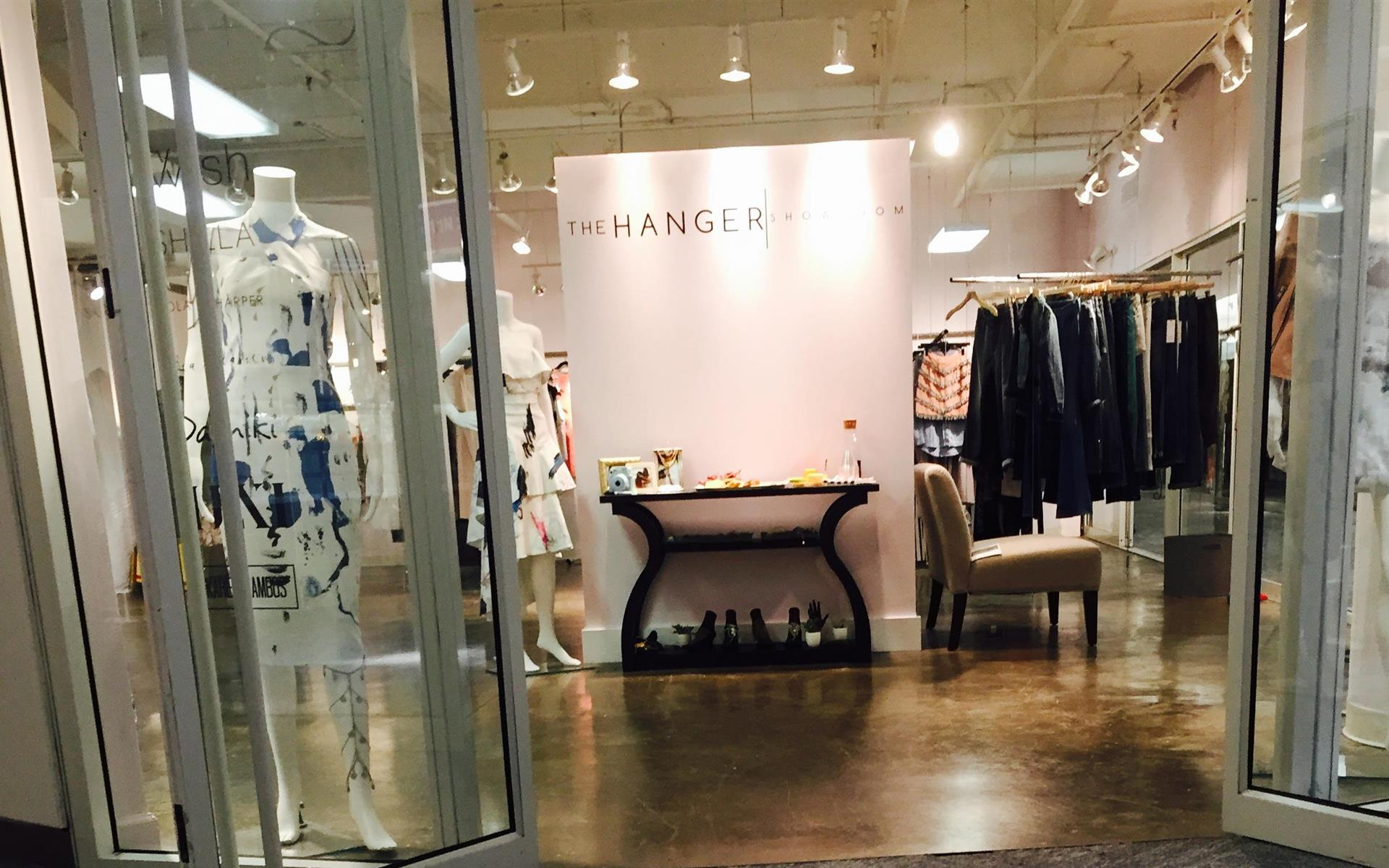 Hanger Showroom - Fashion Showroom Space Atlanta