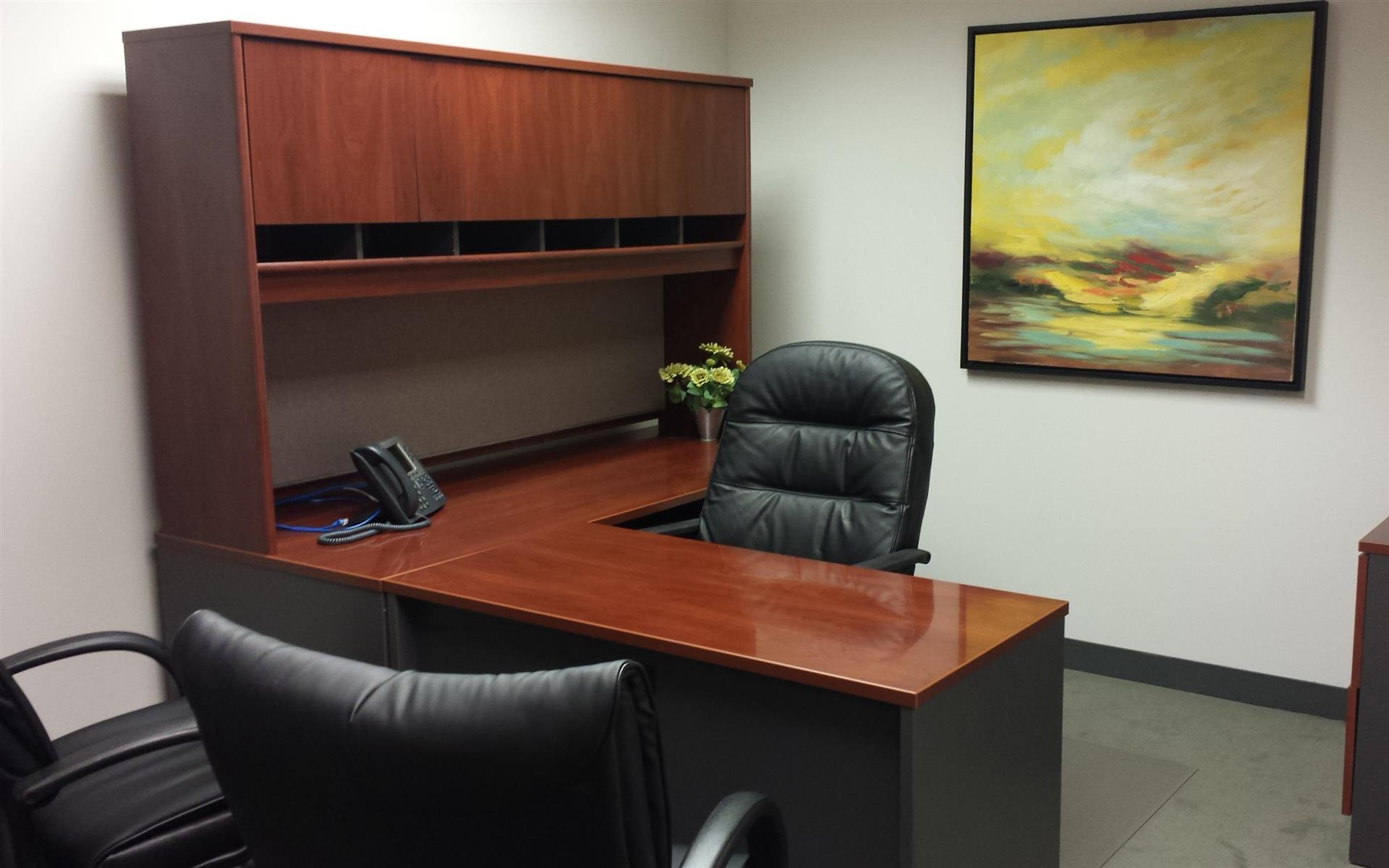 Executive Business Centers - DTC - Spacious Interior Dedicated Office