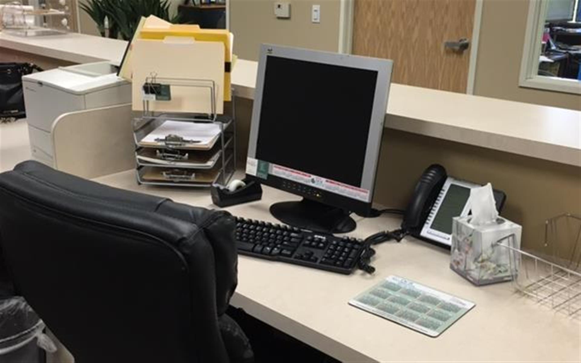 DCR Conference Center - Solo Workstation