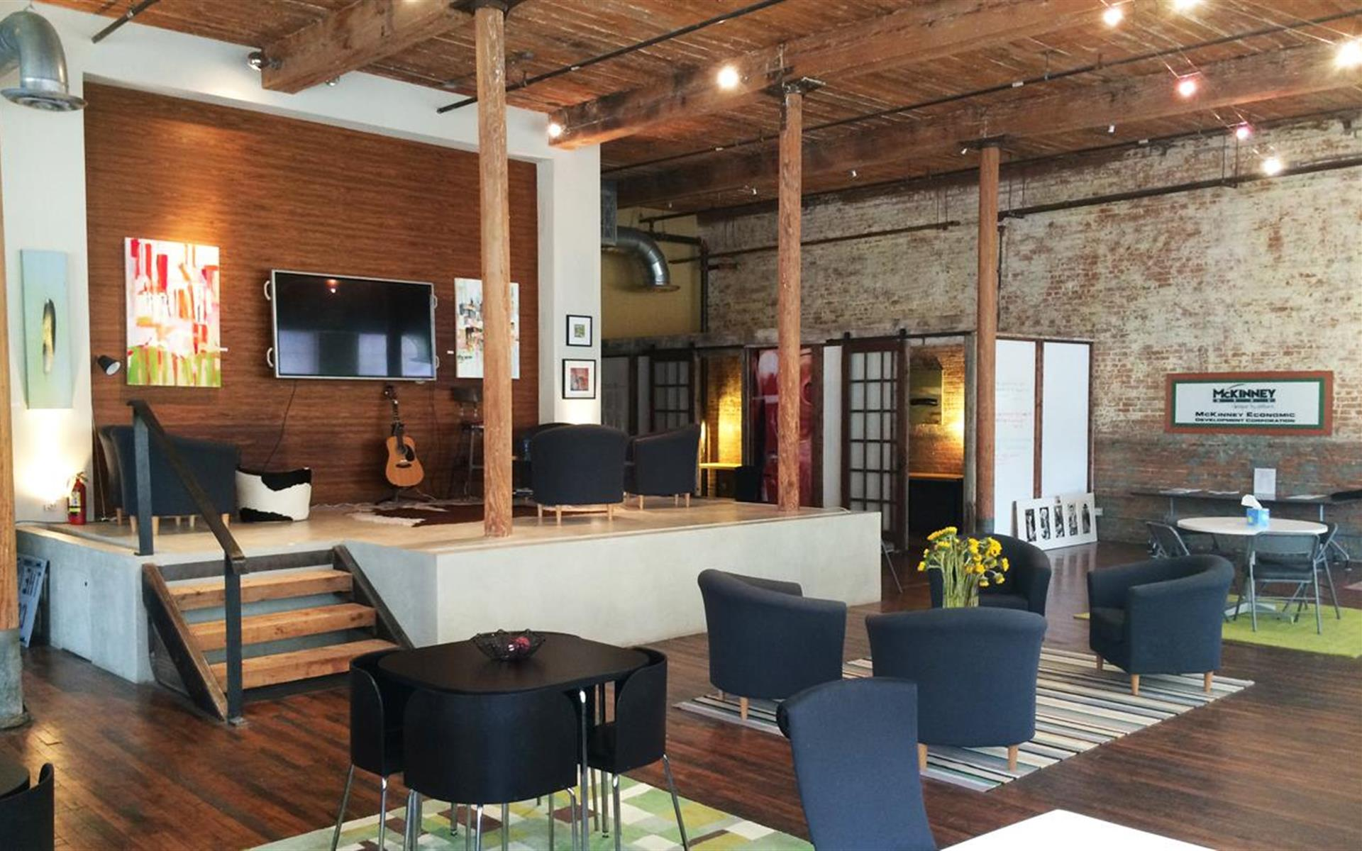McKinney WERX Conference Room - The Werx Meeting Space