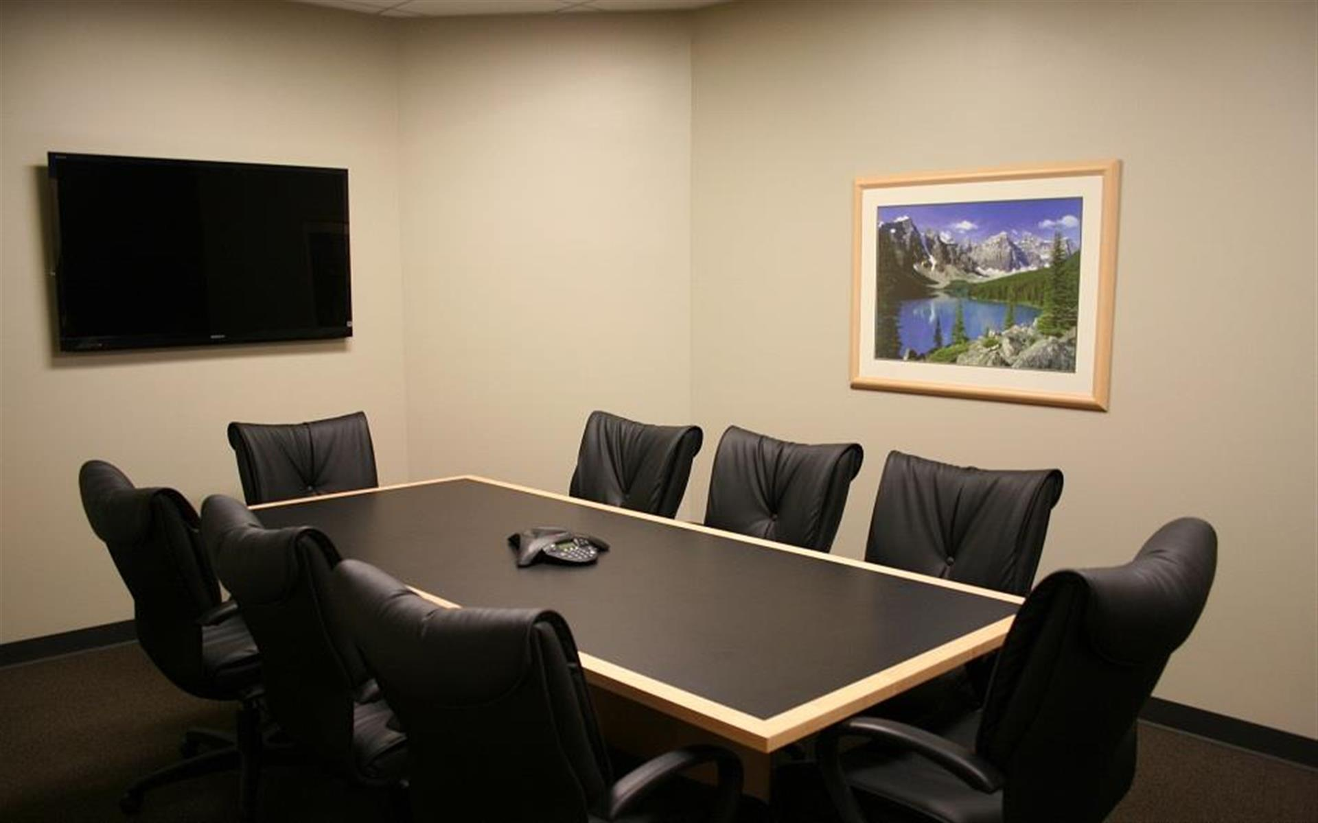 Intelligent Office of San Diego - Small Conference Room #2