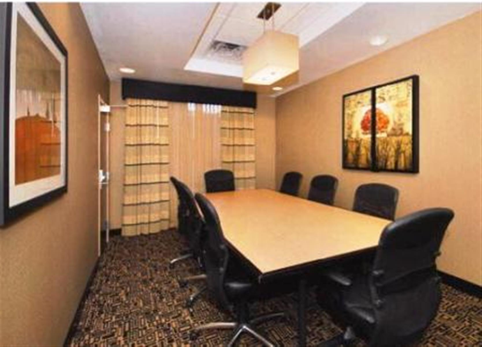 Cambria Suites Fort Collins - Springboard Board Room