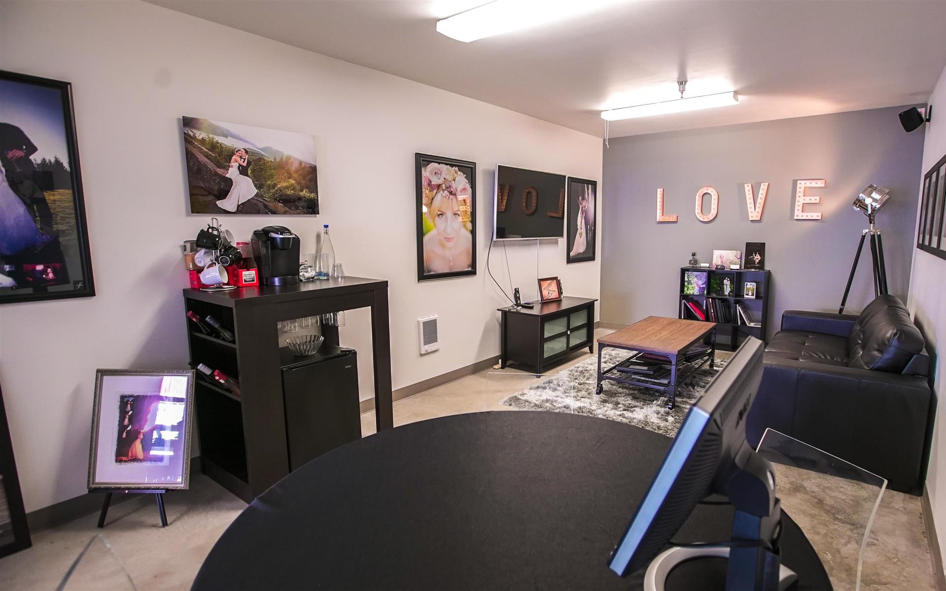 Vaughn Studio - Private Office