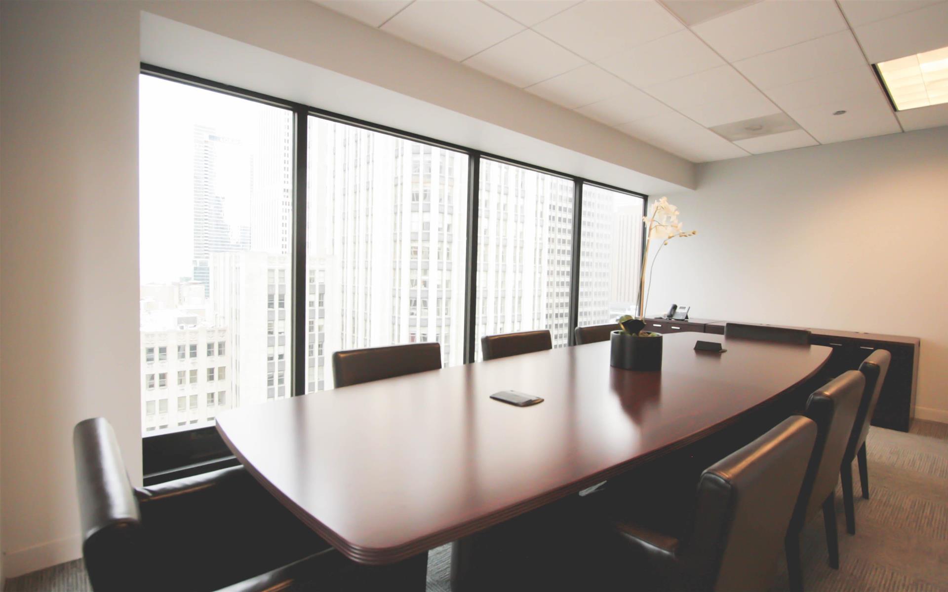 BeOffice   URBAN WORKSPACES - Monthly Boardroom