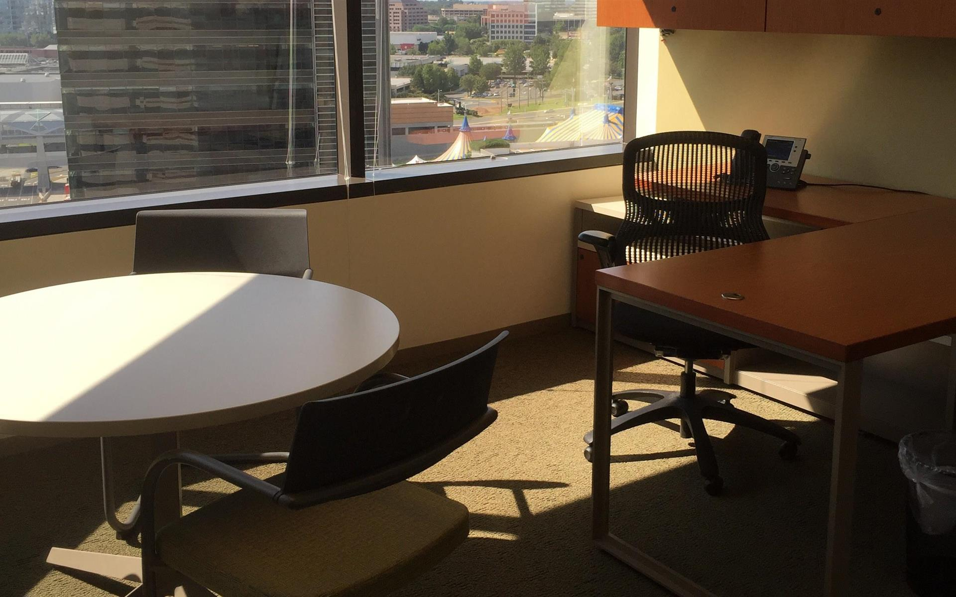 Carr Workplaces - Tysons Boulevard - Office 1513