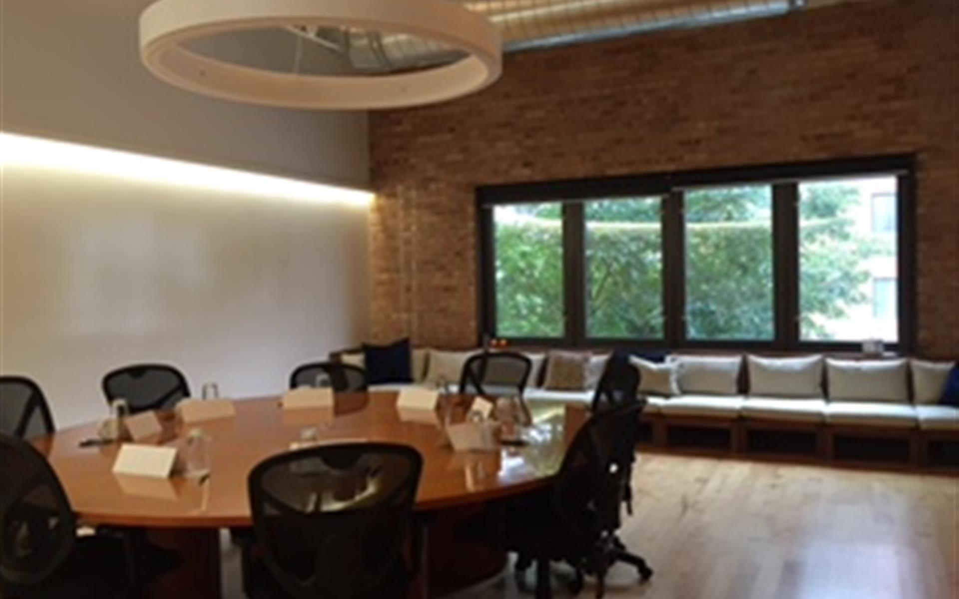 Chicago Traction Center - Large Meeting Room