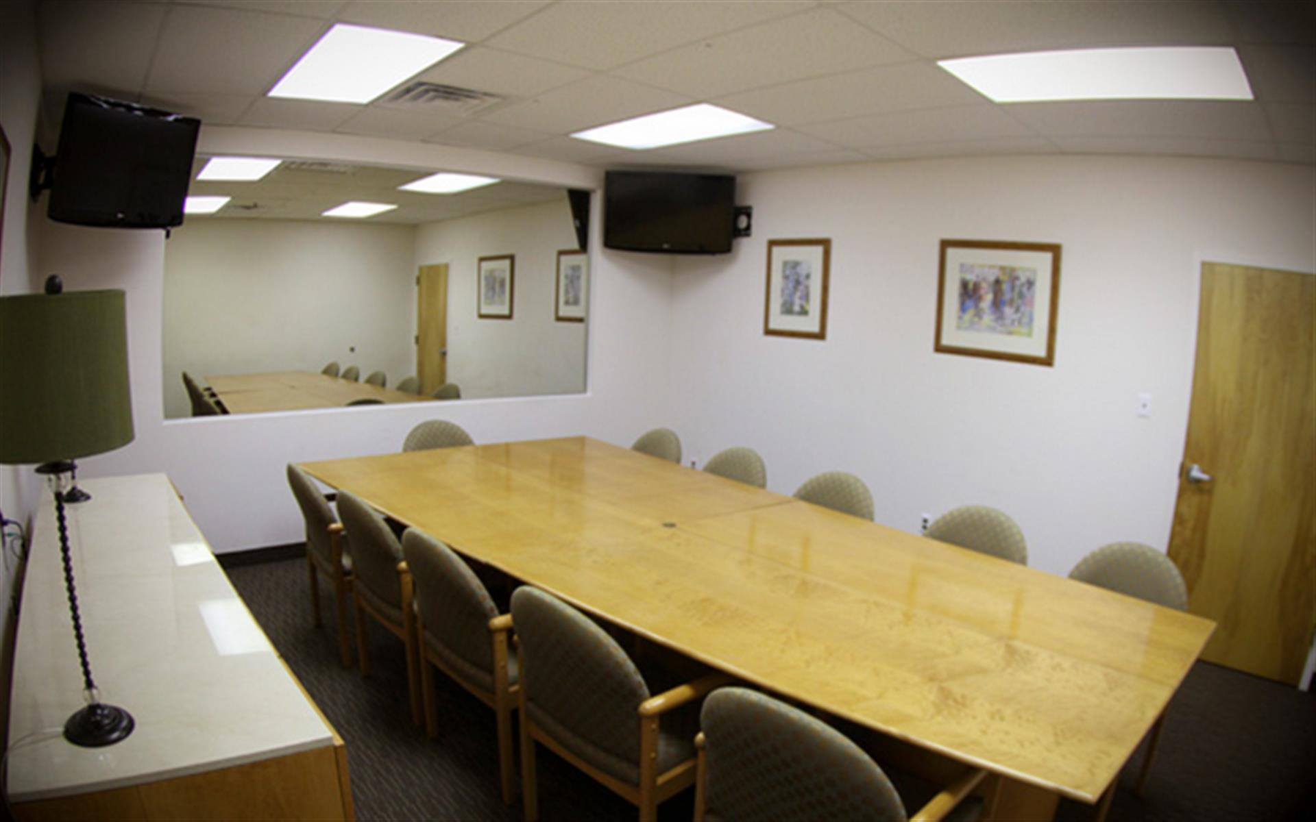 I.C. International - Group Focus & Viewing Room