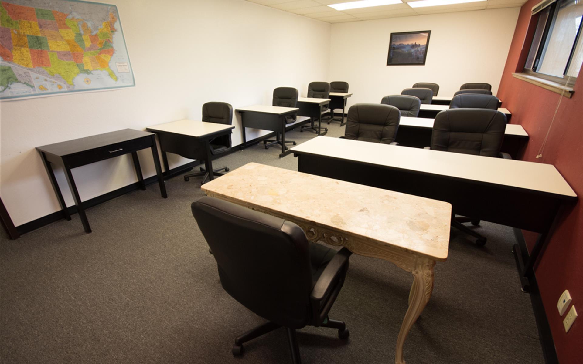 San Jose Learning Center - Large Studio Space