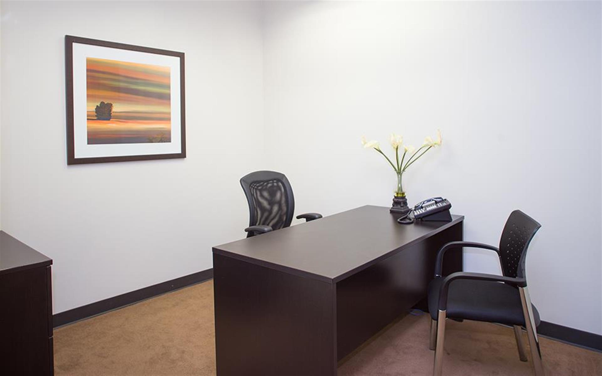 (SJ2) Silicon Valley Center - Interior Office Space