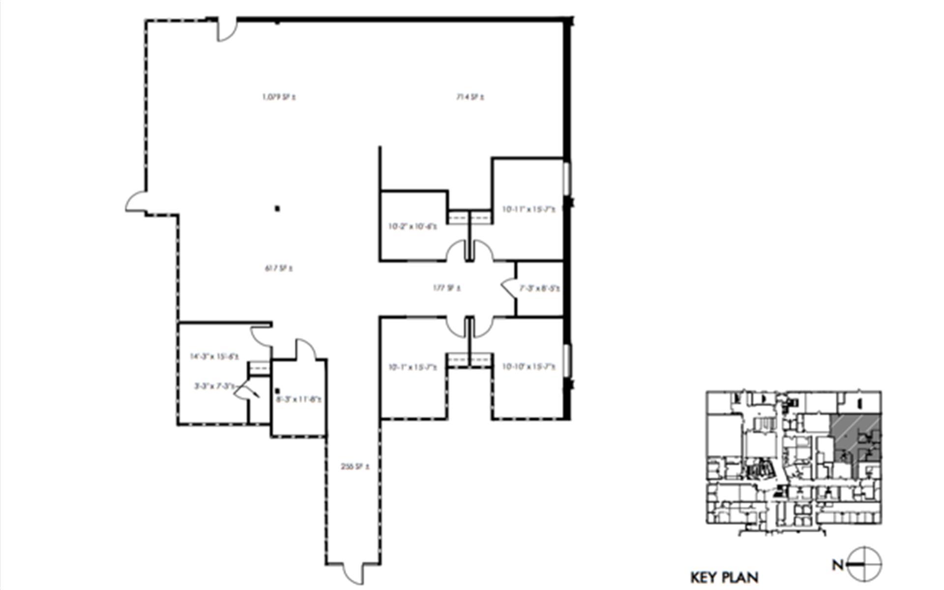 100 EAST ROYAL - Suite T125