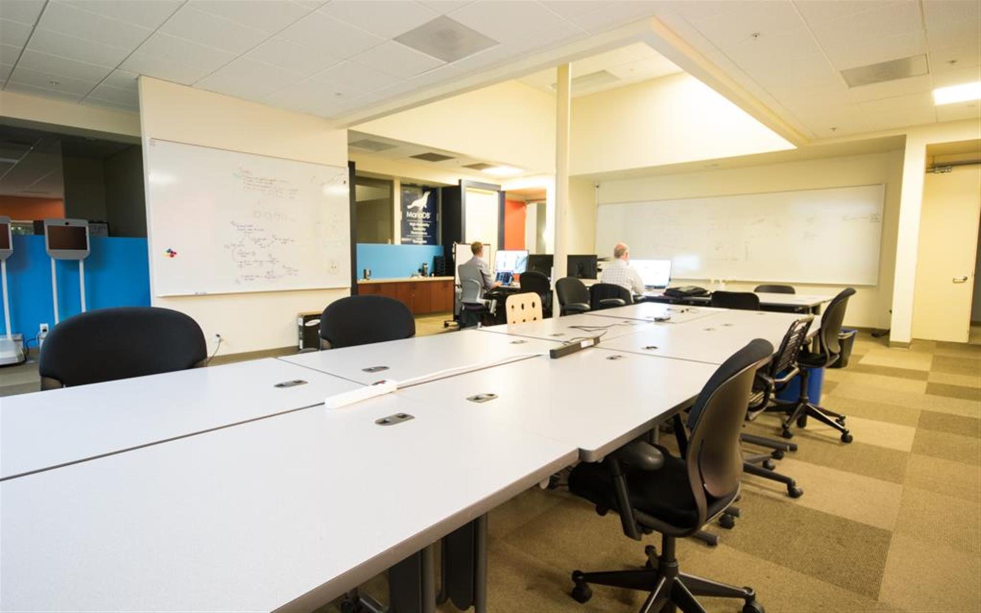 BootUP Ventures - Dedicated Desk