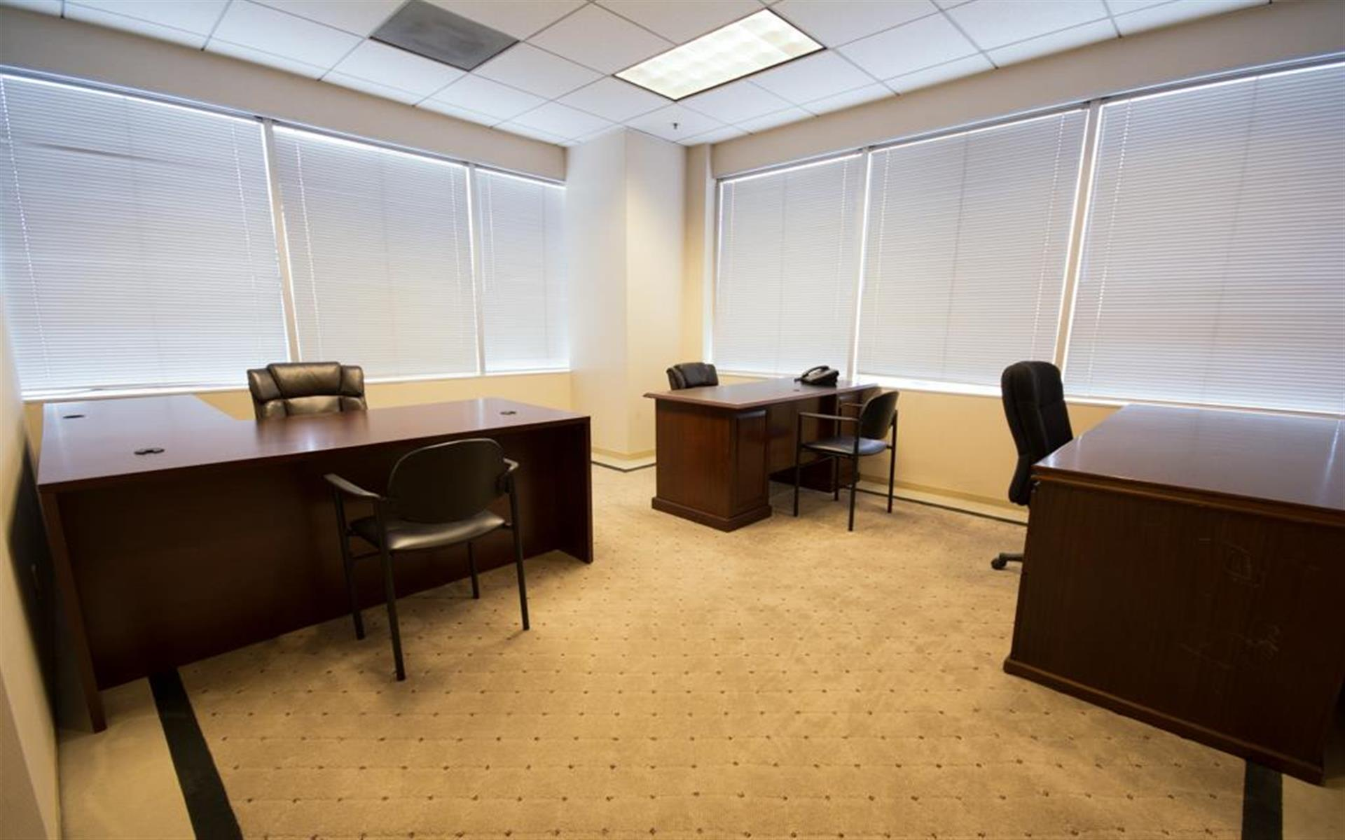 Newpark Professional Center - Monthly Executive Suite