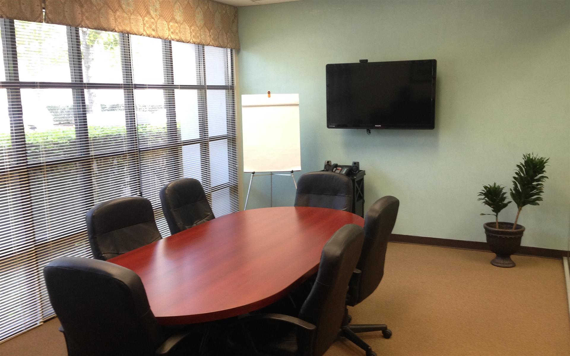Marshall Life By Design - Professional Conference Room w/ Apple TV