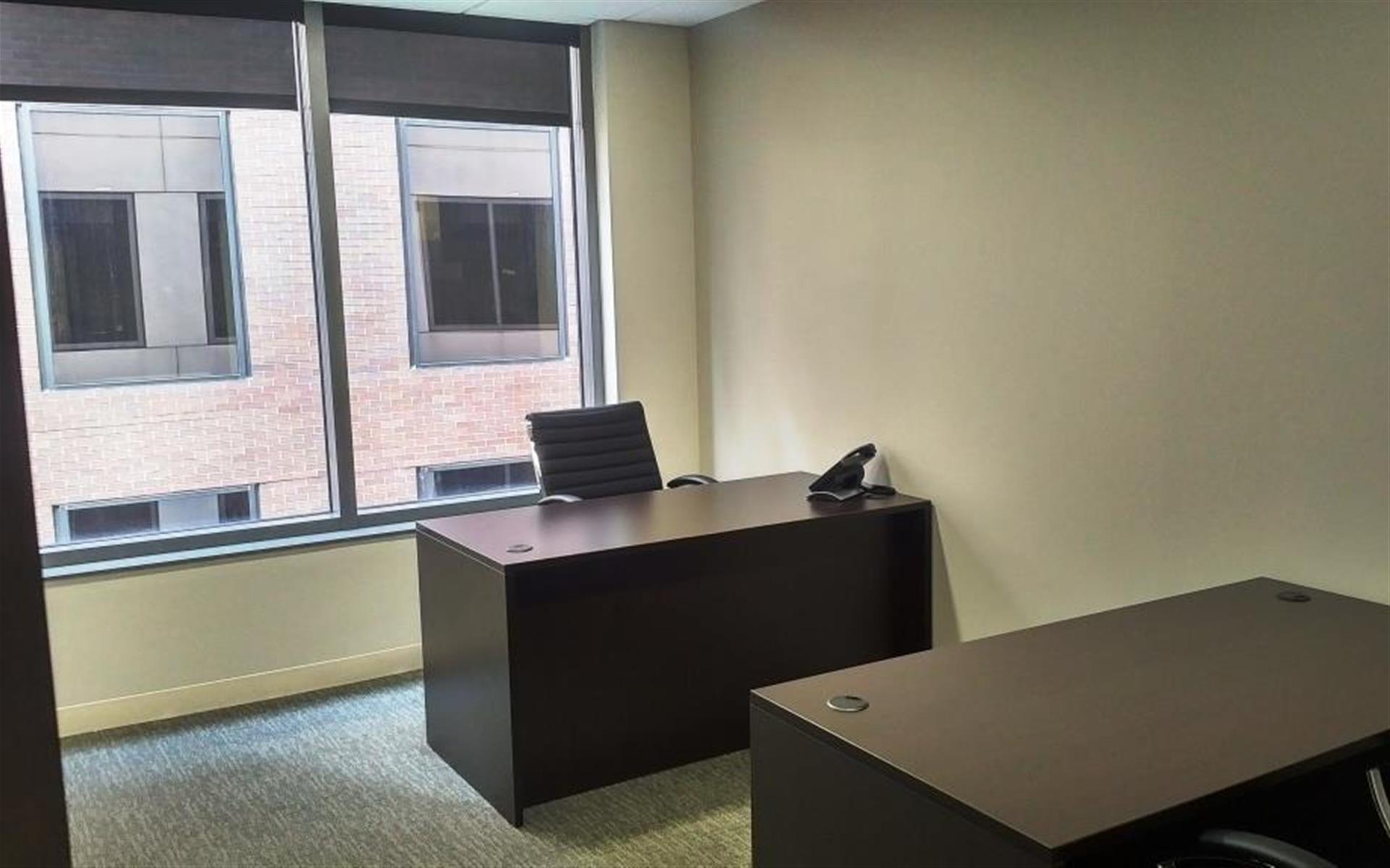 Centurion Center DC - Suite E2 - Windowed Office