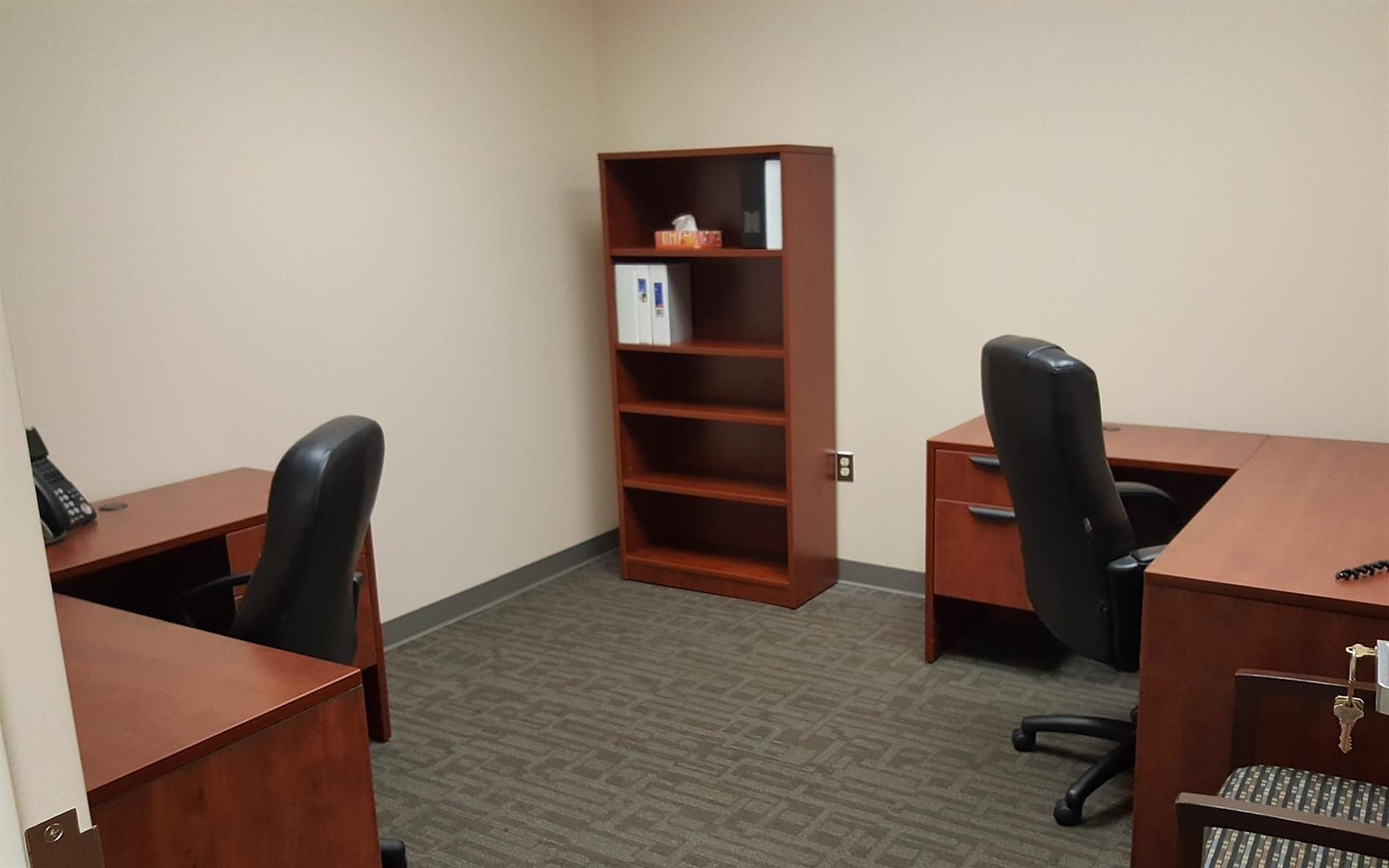 CEO Bedford, Inc. - Suite 12  Inside Office