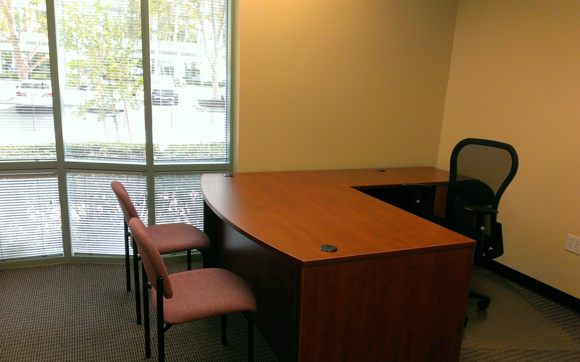 Sierra Pacific Fin. Advisors, LLC - Private Window Office