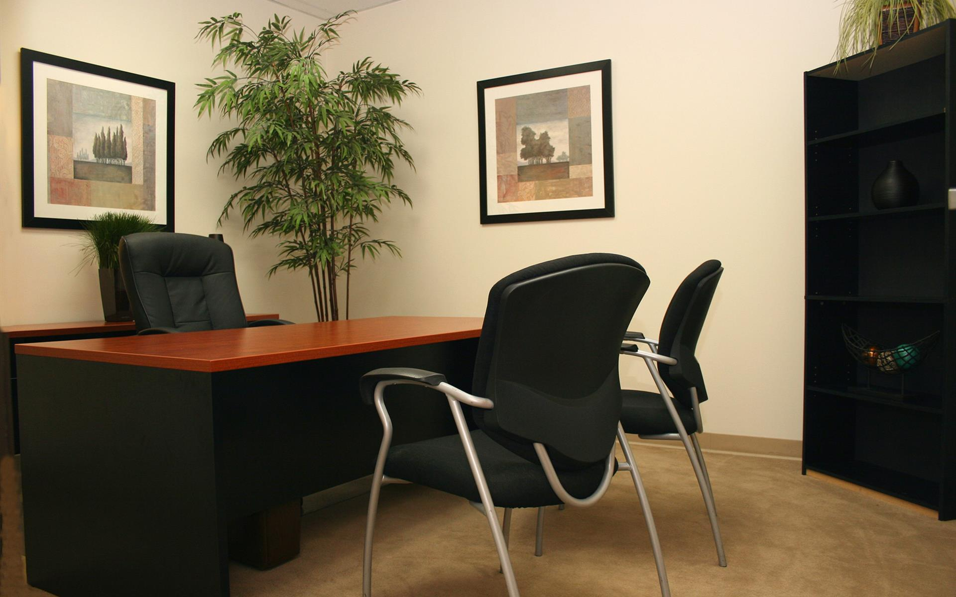 (RSM) Rancho Santa Margarita - Interior Office
