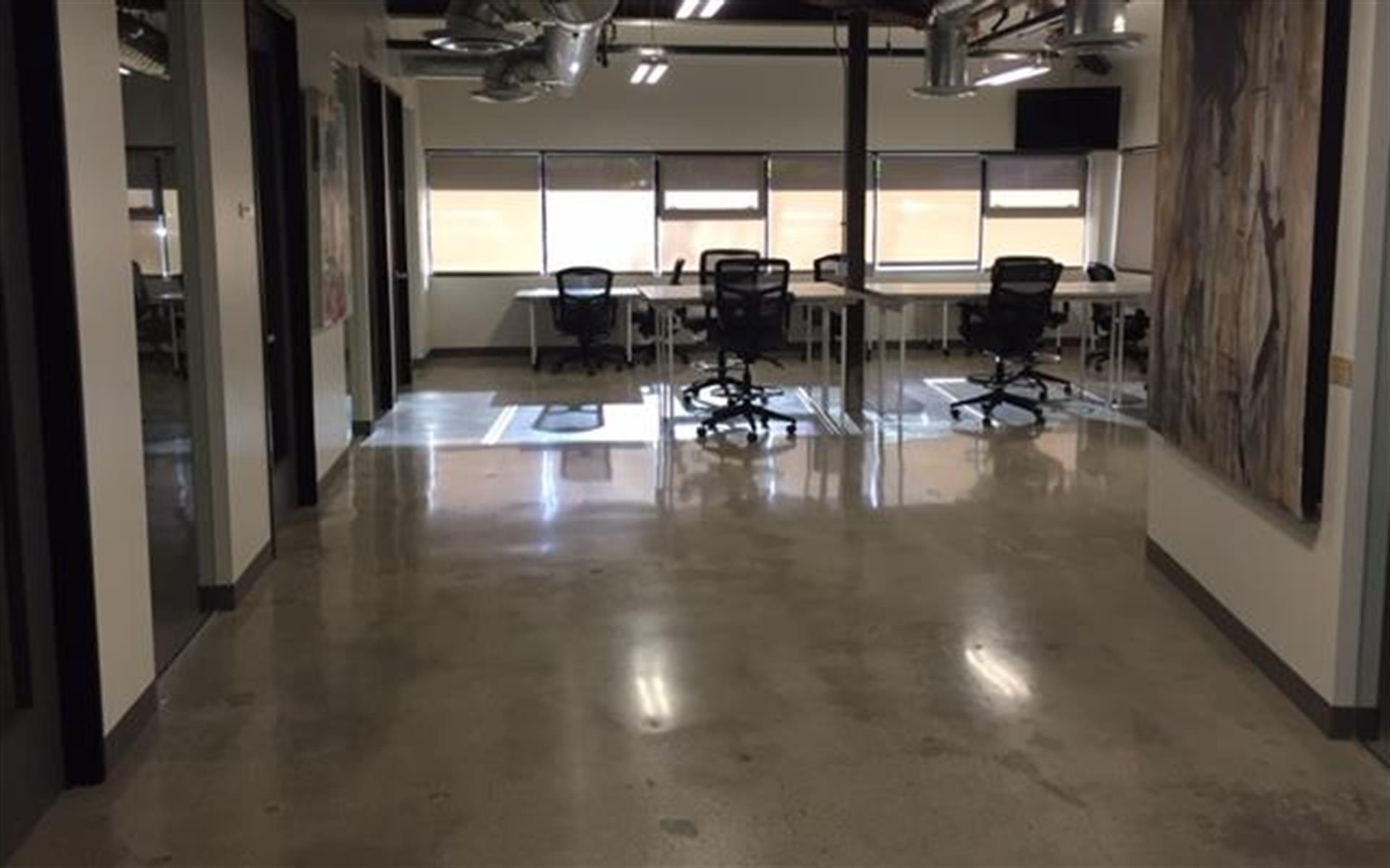 Hub101 - Open Desk