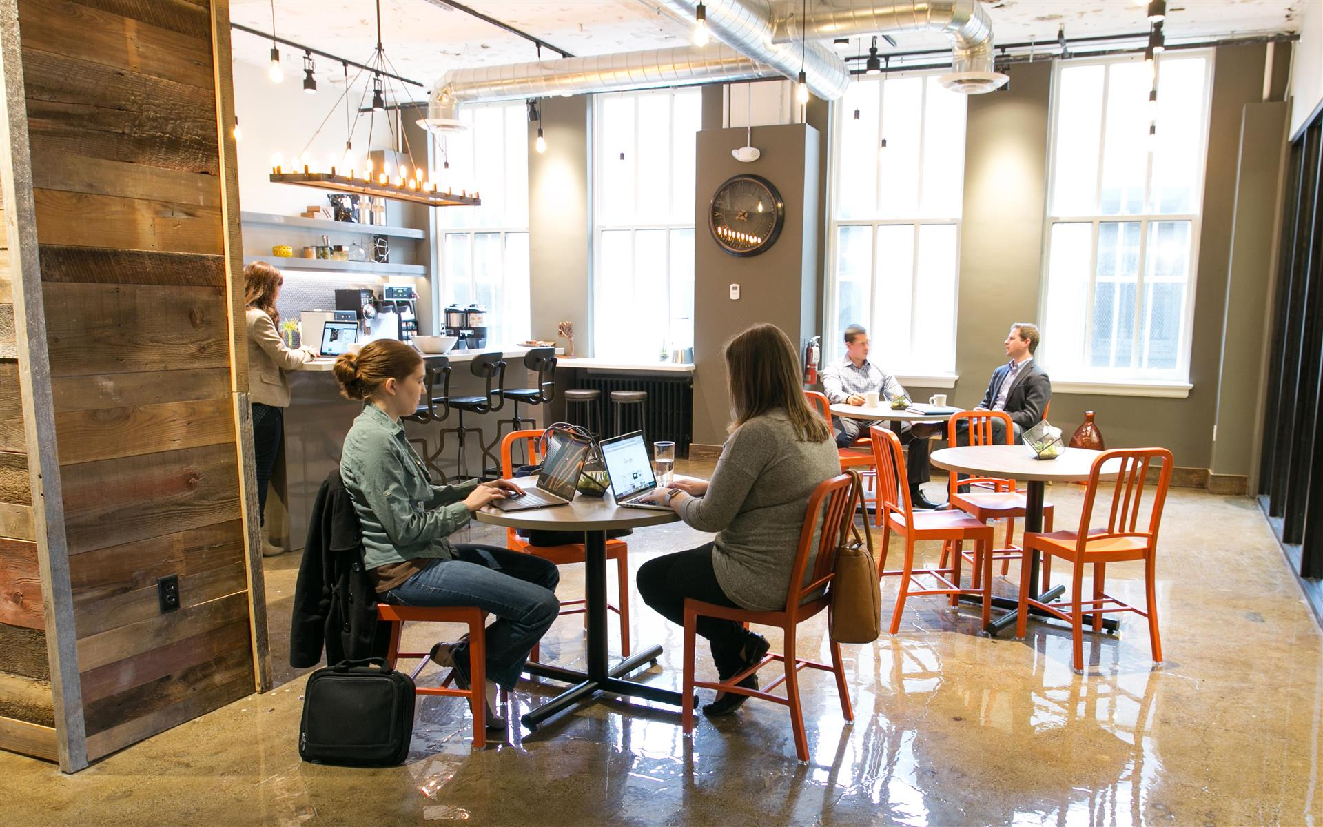 Assemble Minneapolis - Coworking Desk - Monthly