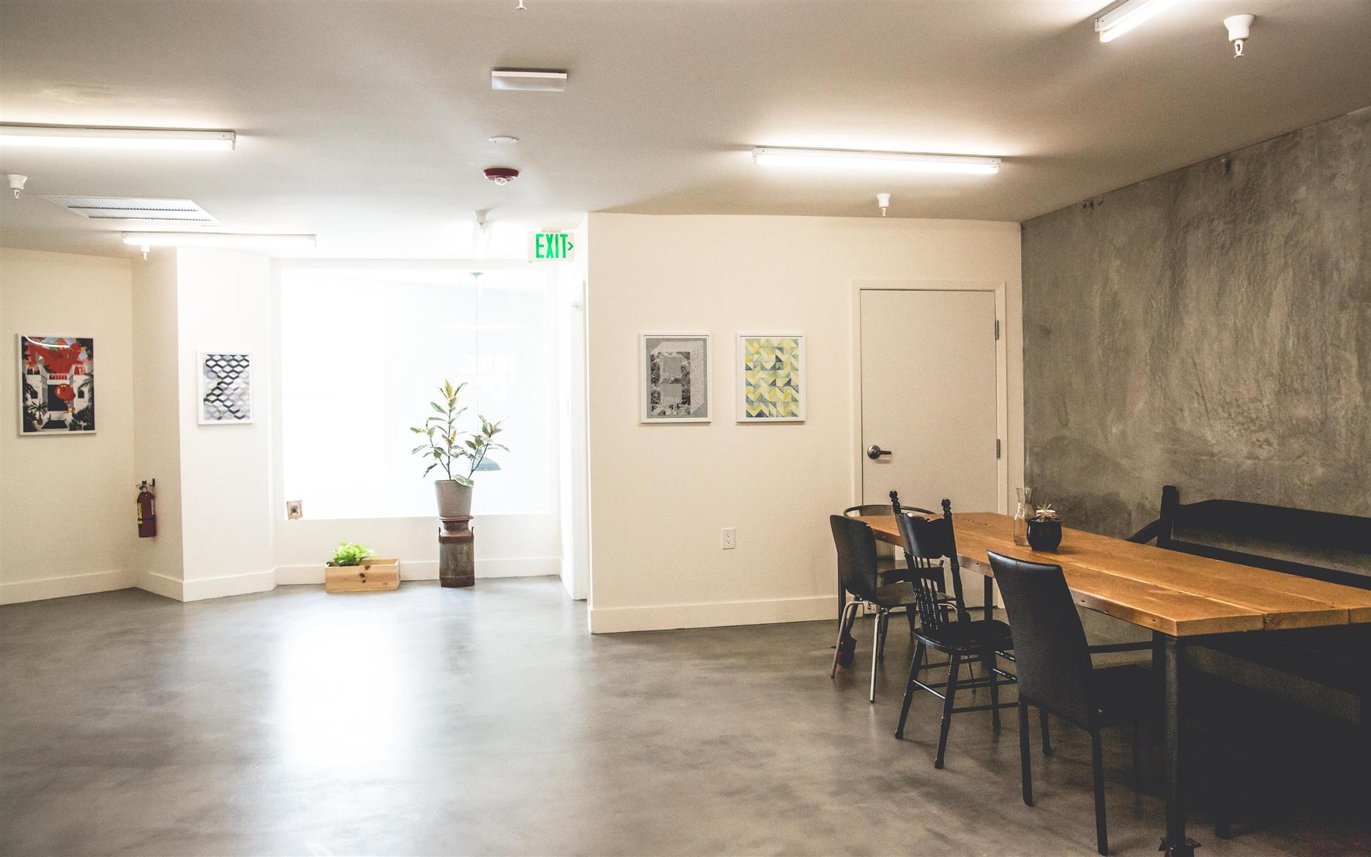 The Laundry - Bright creative space in the Mission