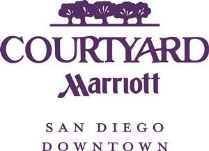 Logo of Courtyard by Marriott San Diego Downtown