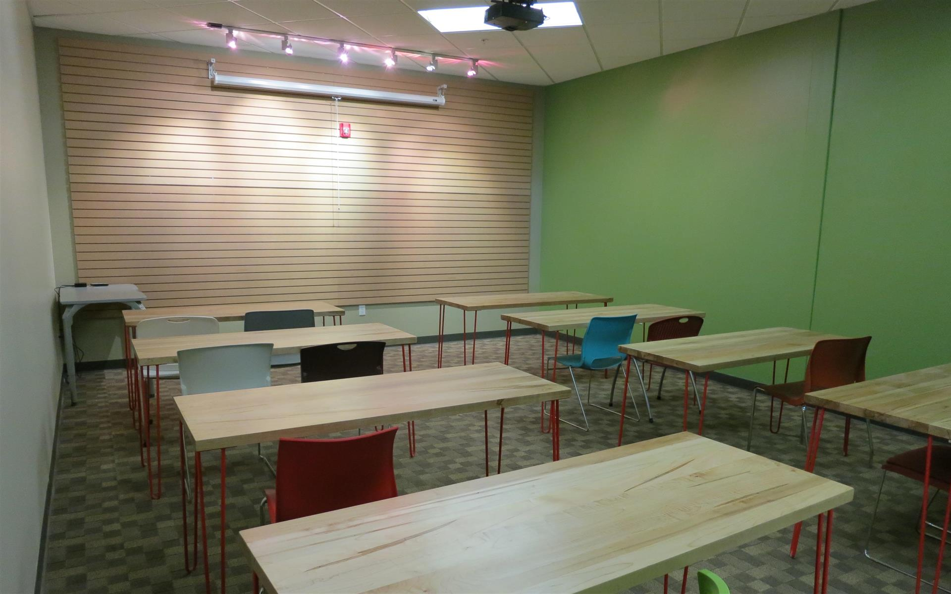 Goosetail Spaces - Private Classroom