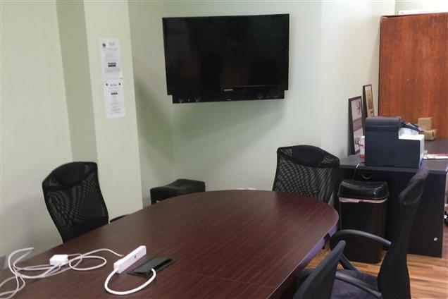 Cowork Buffalo - Conference Area