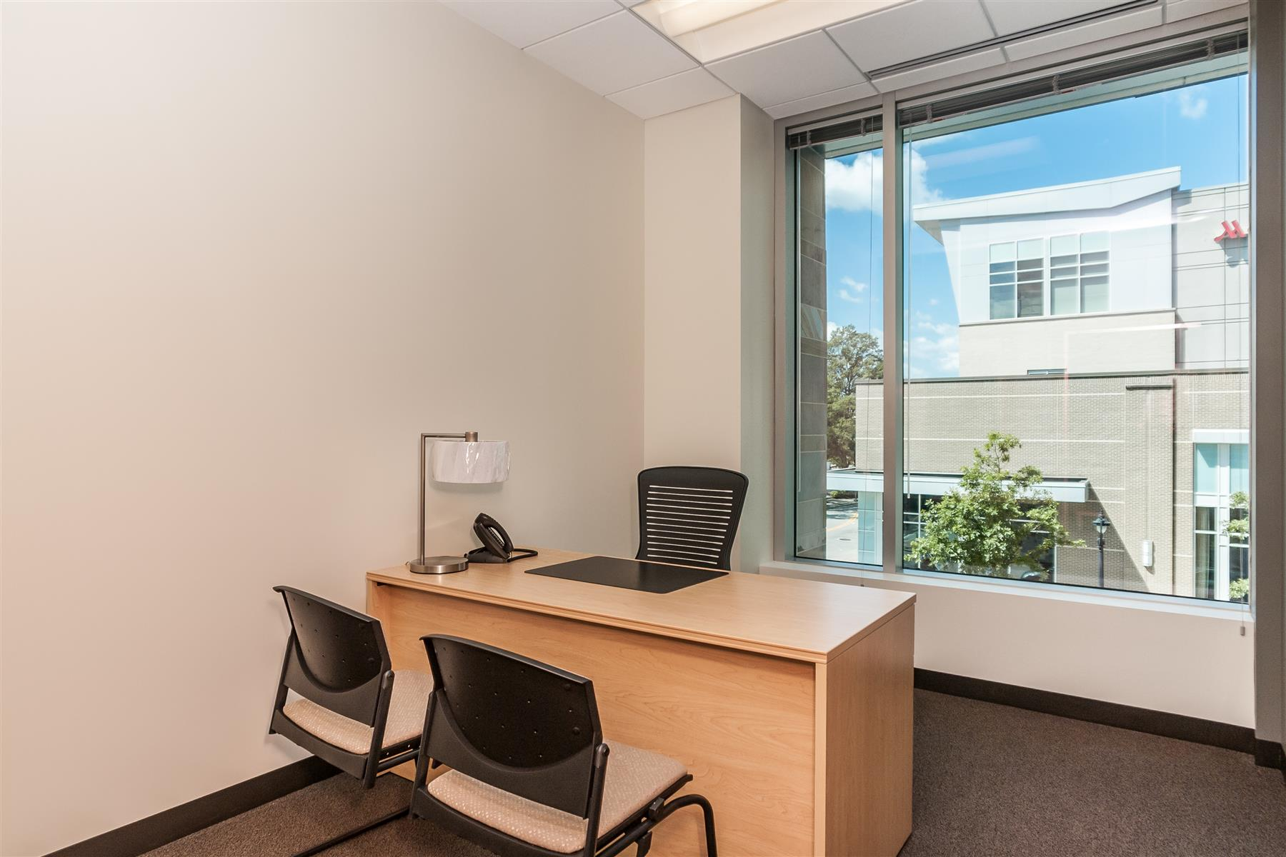 Intelligent Office of Raleigh - Executive Office Suite 3