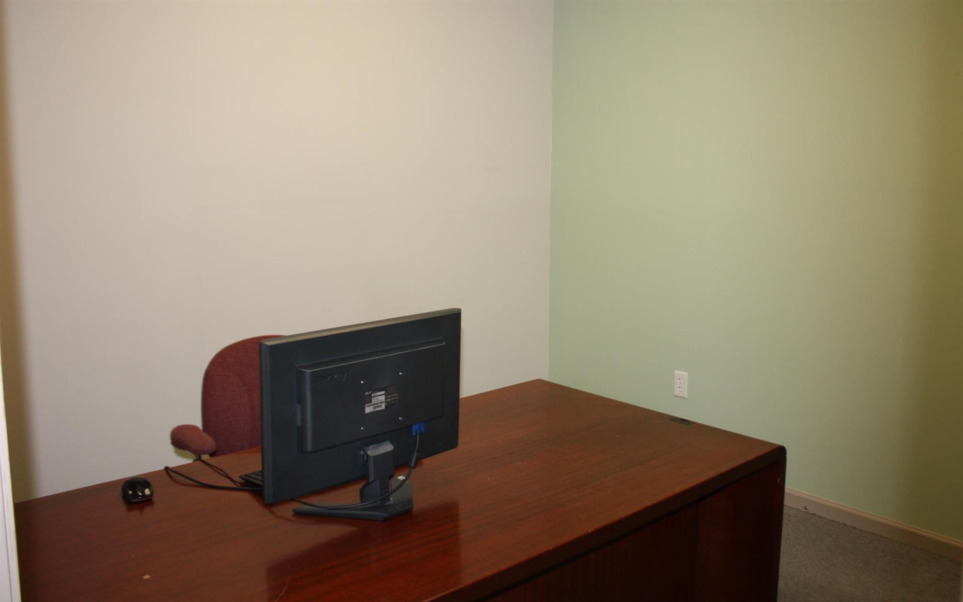 Offices and Coworking in Central NJ - Metuchen, NJ - Suite 103 - Admin Office