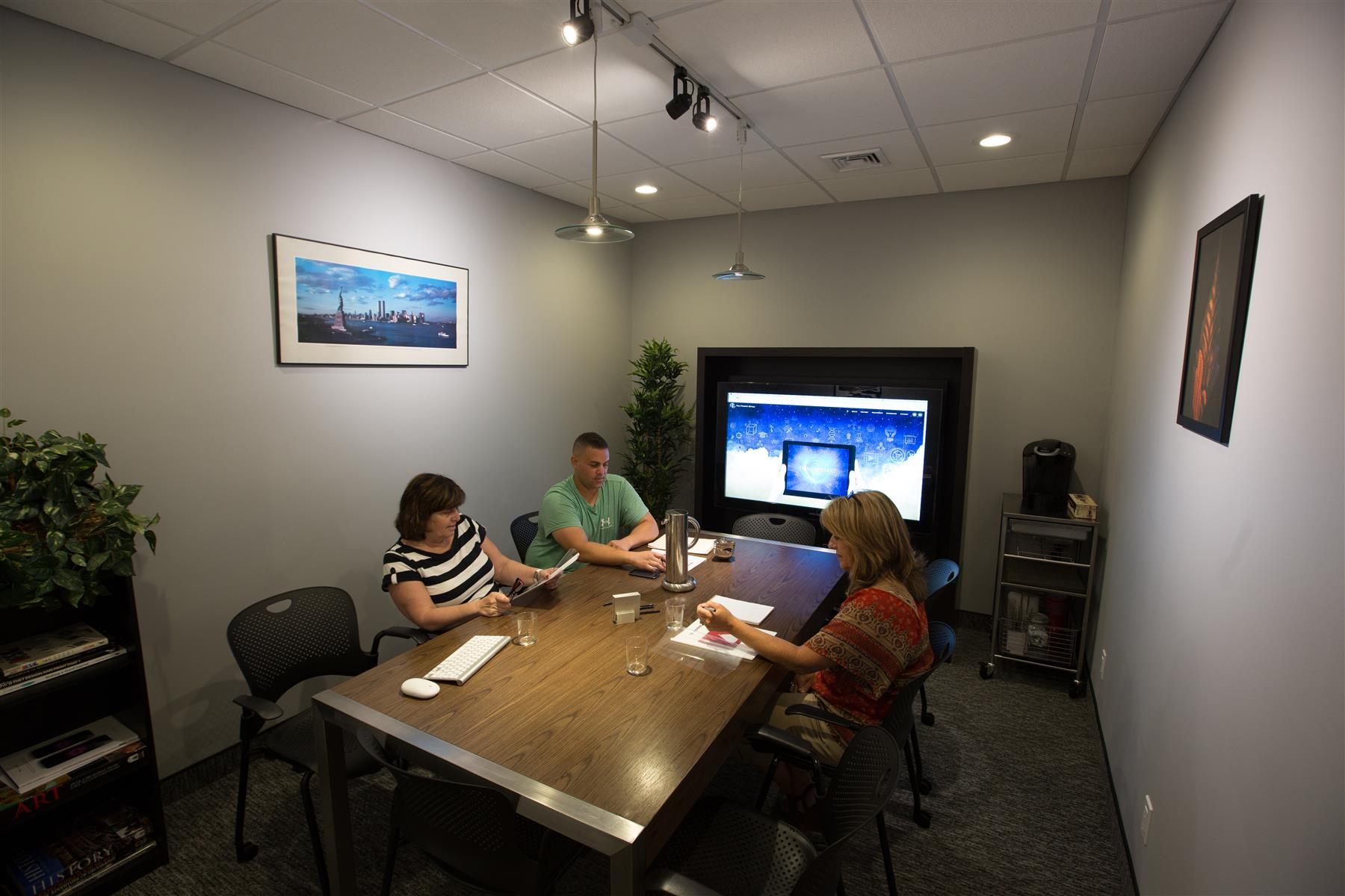 Instant Office - East Northport, NY - Conference Room B