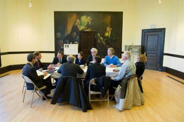 Stamford Innovation Center - Davenport Room -- 1st Floor