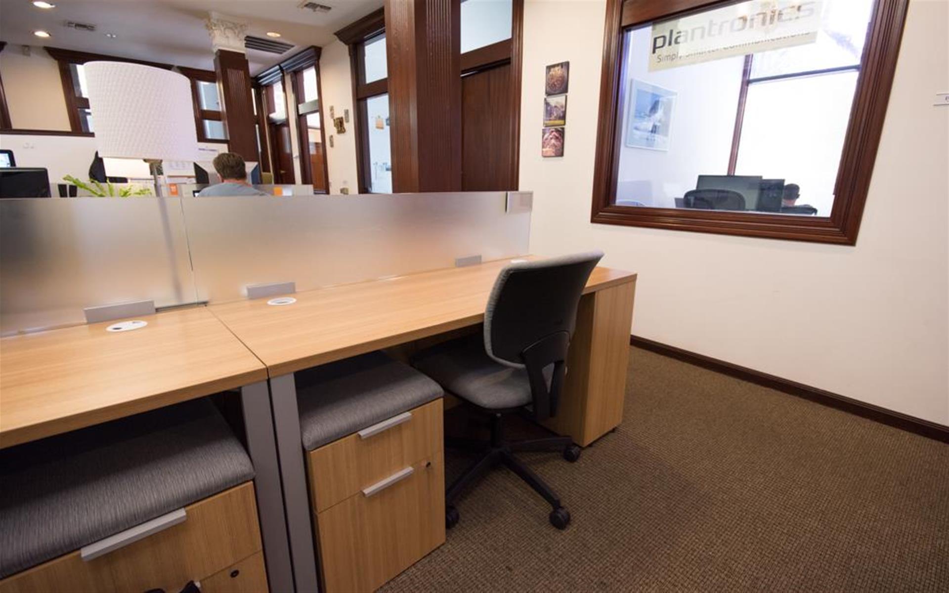 NextSpace San Jose - Workstation Membership for 10