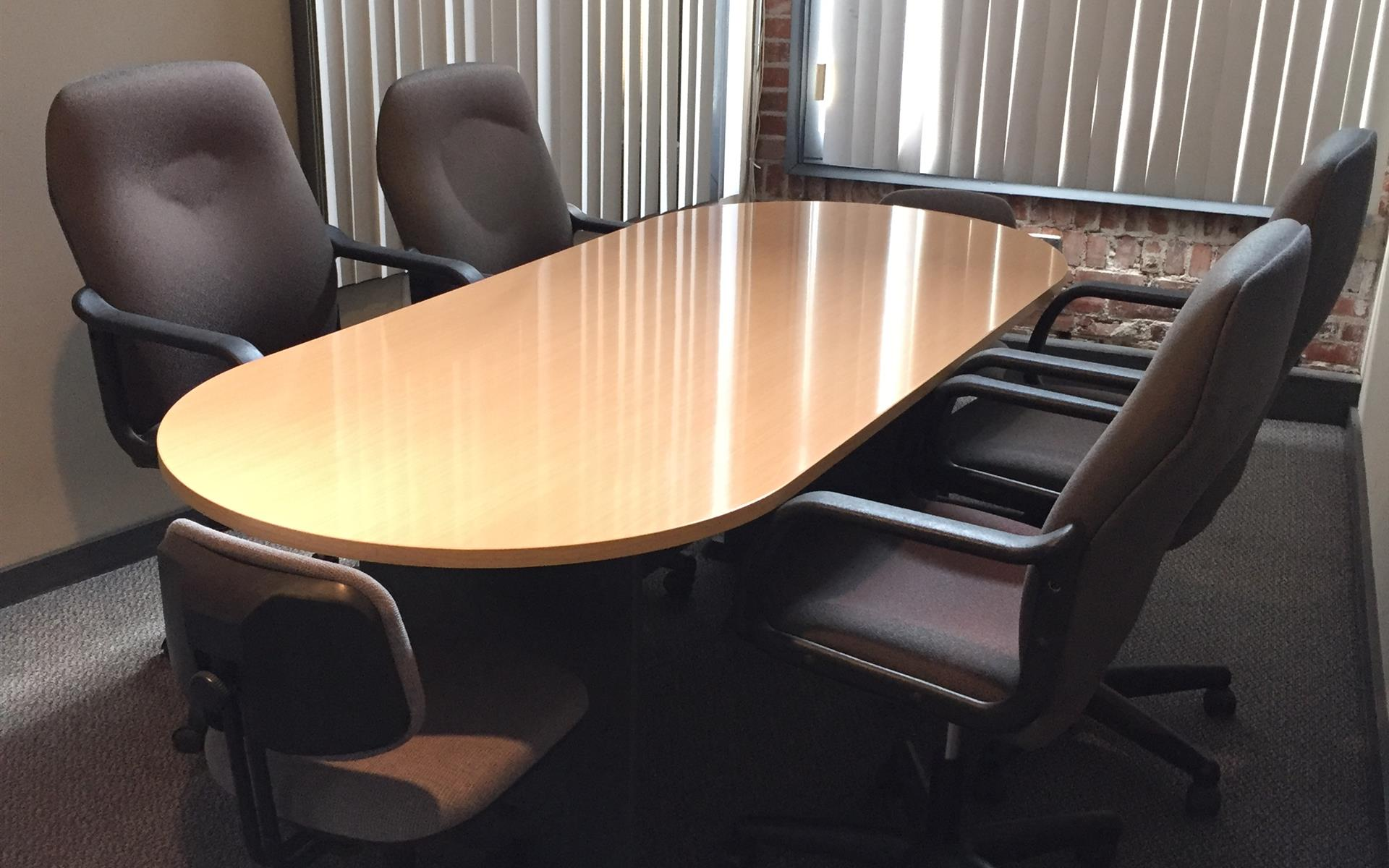 A+ Court Reporters - Meduim conference room
