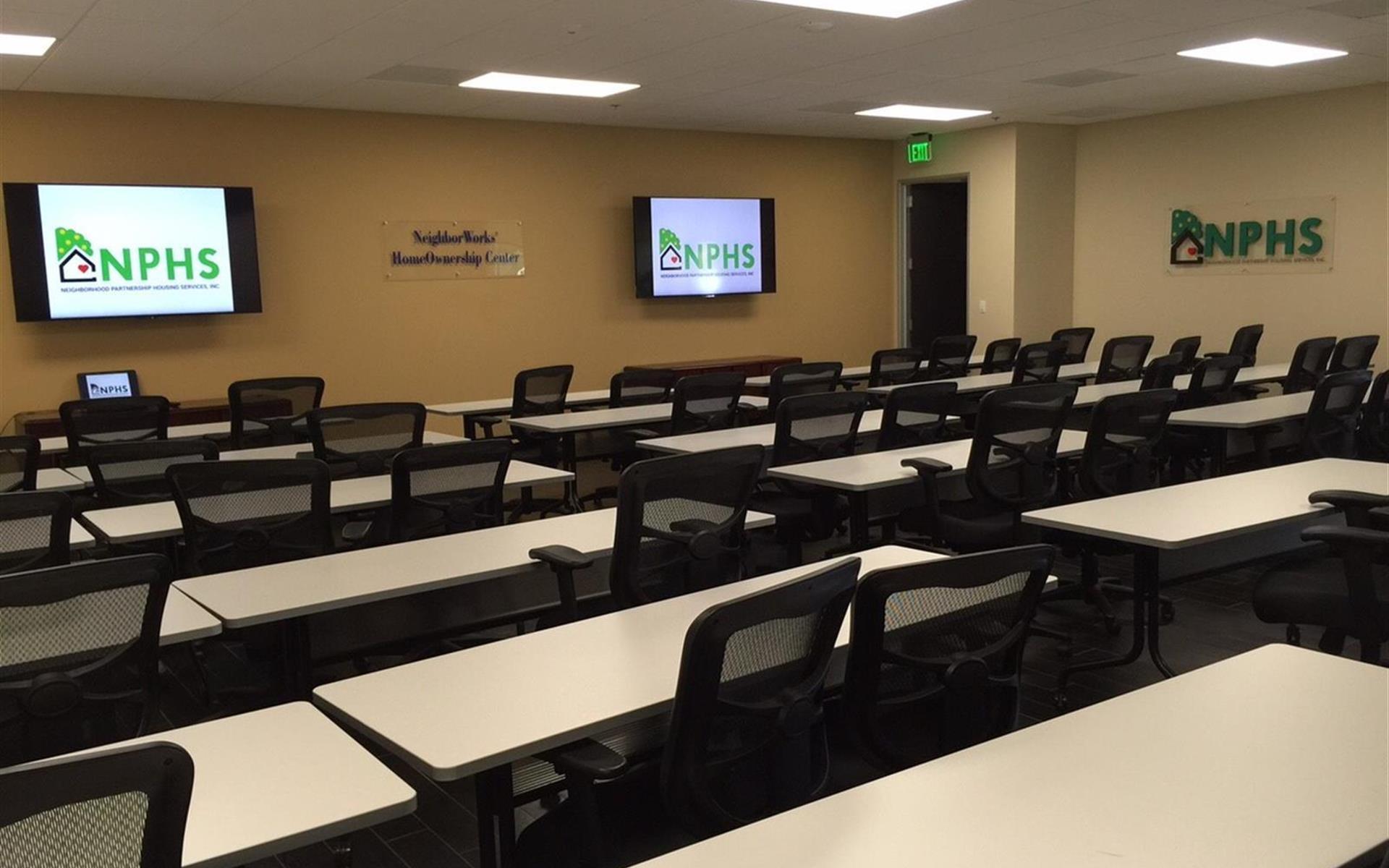 NPHS - Training Room