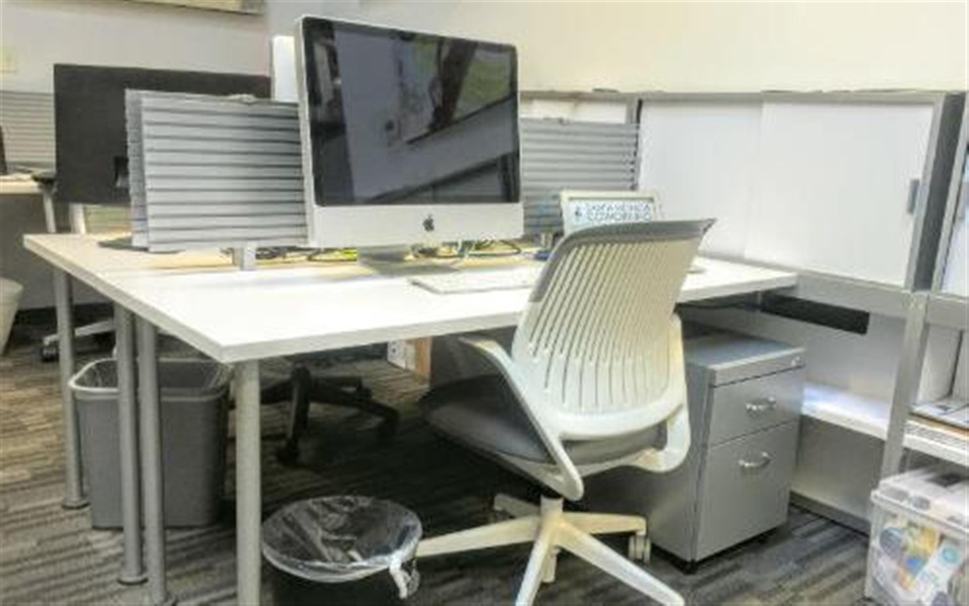 SAMOCO: Santa Monica Coworking - Dedicated Desk (Copy)
