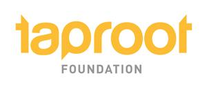 Logo of Taproot Foundation - Washington, DC