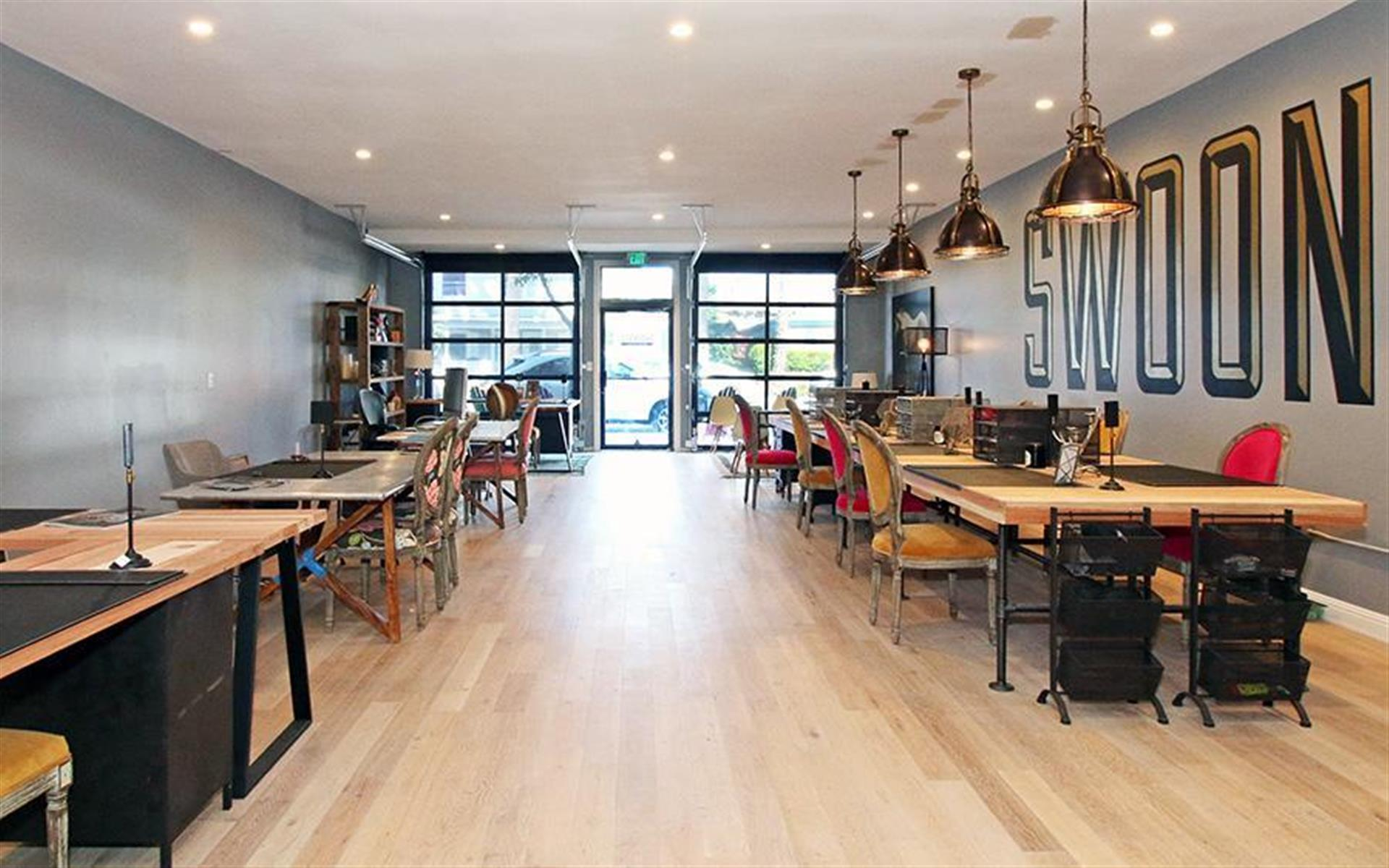 Swoon - Industrial Open Office Space