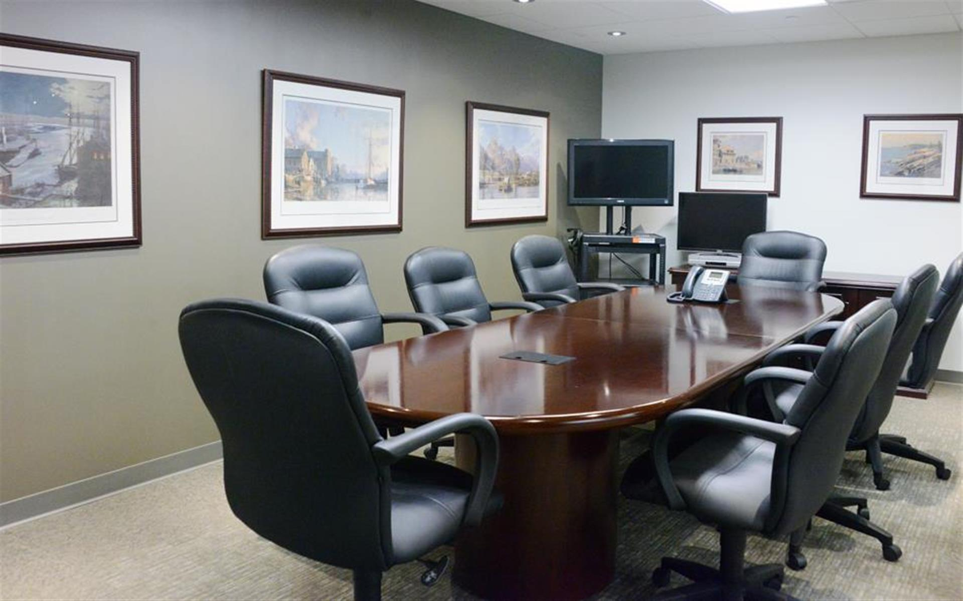 CORPORATE EXECUTIVE OFFICES - Large Conference Room