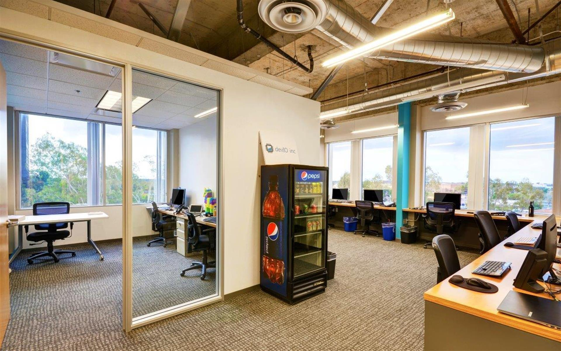 TechSpace- Costa Mesa - Team Space W/ Private office