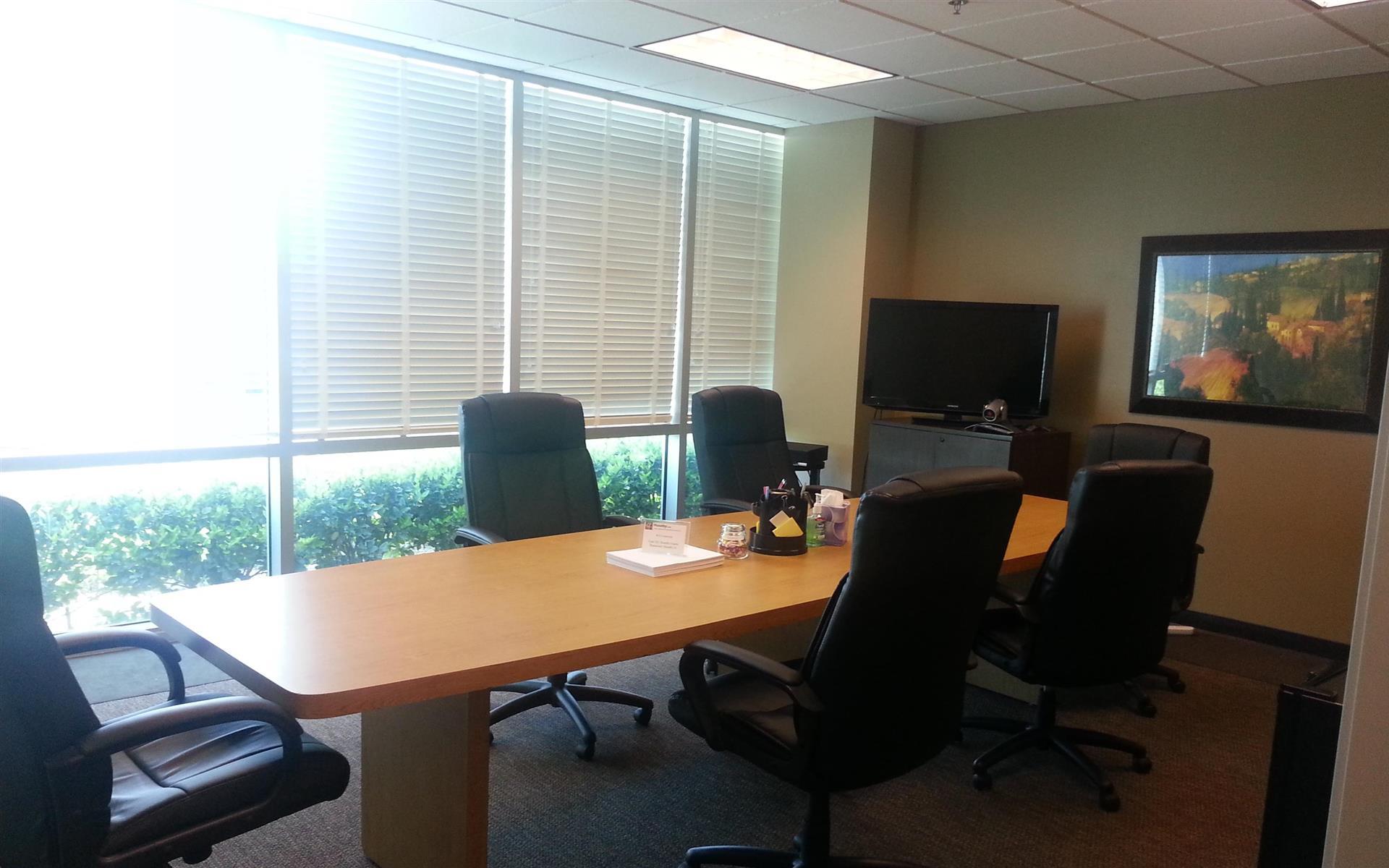 Huseby Inc. - Conference Room/Flexible Workroom 2