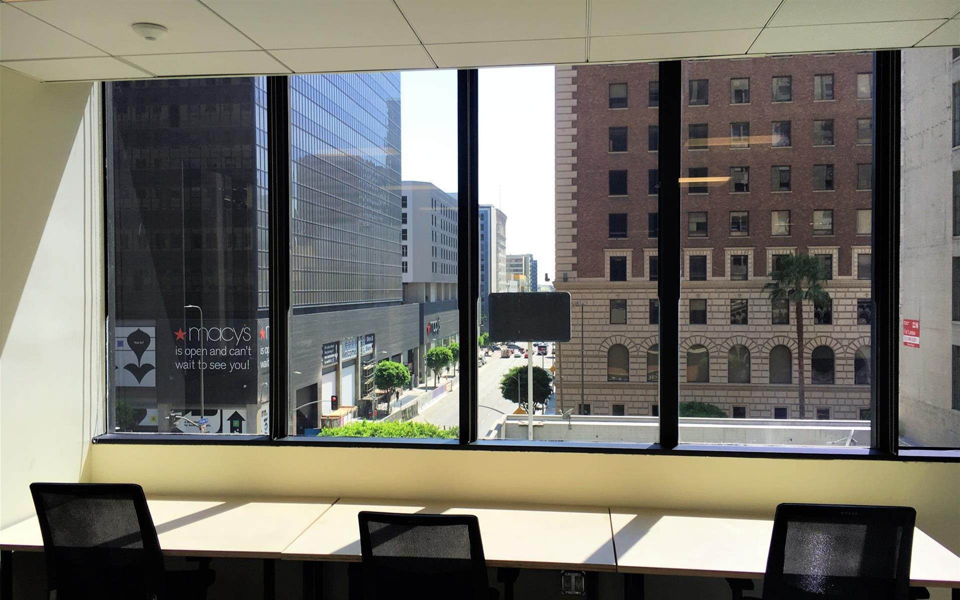Wolf Point Advisors - Dedicated Desks in DTLA