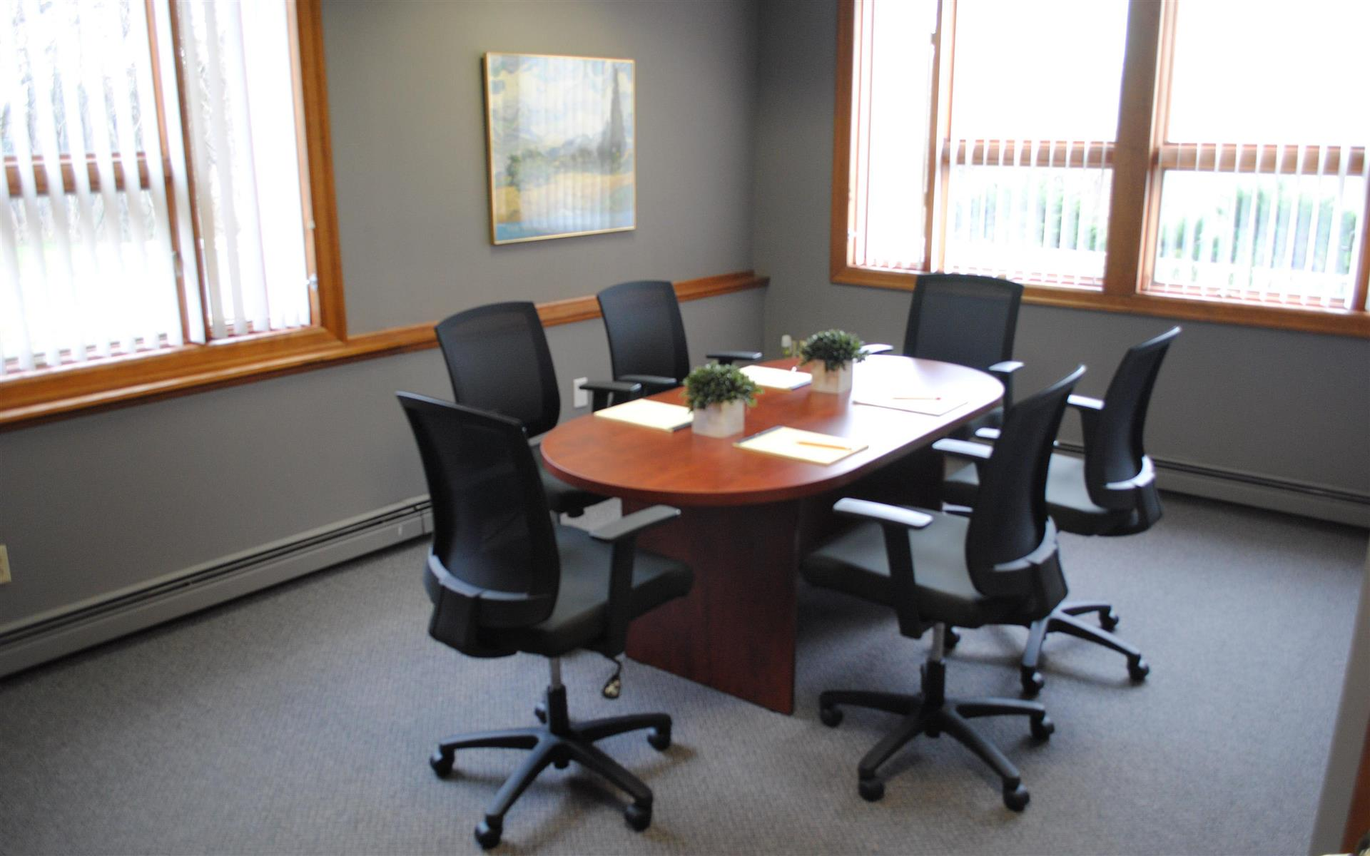 Hunterdon Shared Space - Small Conference Room