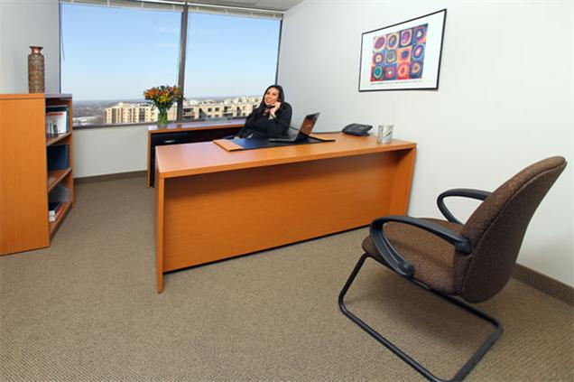 Metro Offices - Tysons Corner - Private Office