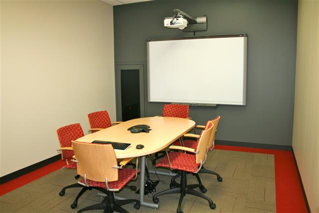 LightWerks Communication Systems Headquarters - Conference Room - Seats 6