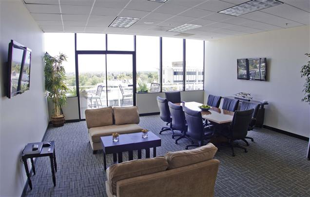 Beach Business Center - Executive Conference Room