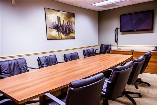 Liberty Office Suites - Front Conference Room