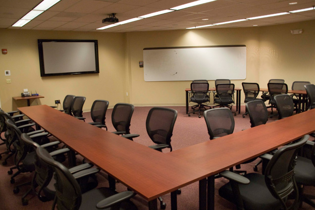 Highland-March Workspaces, Mansfield - Large Training Room