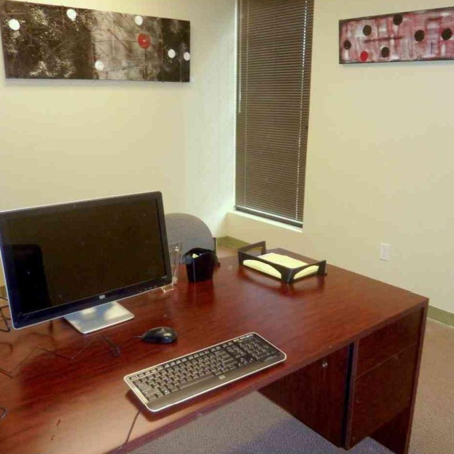 Texas Business Centers - Denton Location - Furnished Office D